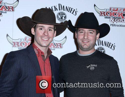 Luke Snyder and Guest Professional Bull Rider Superstars...