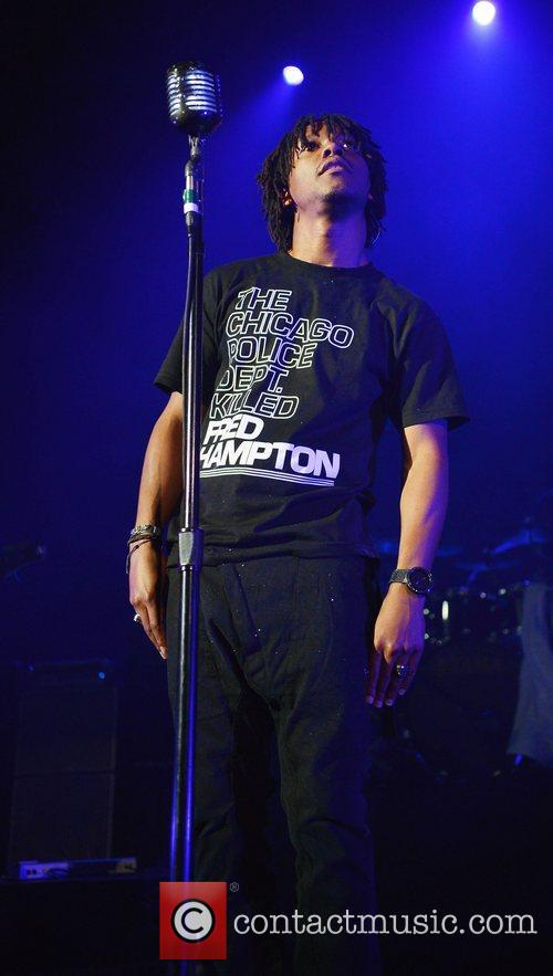 Lupe Fiasco performing in October