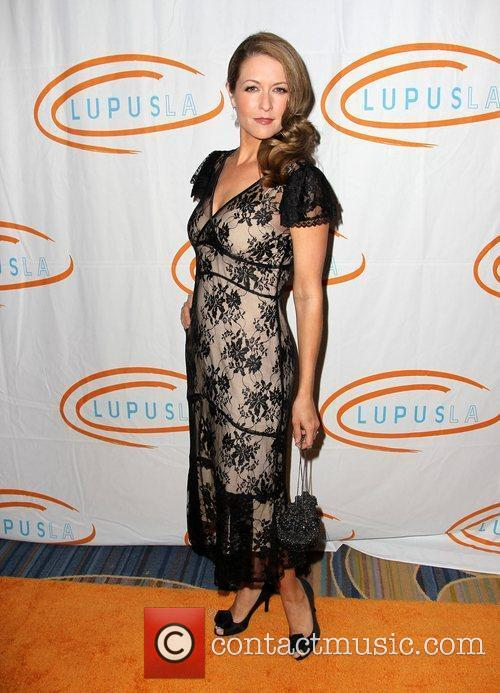 Ali Hillis 12th Annual Lupus LA Orange Ball...