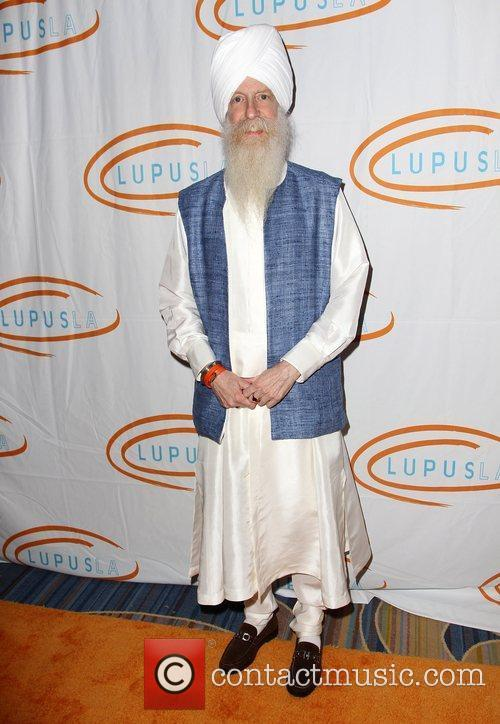 Soram Khalsa 12th Annual Lupus LA Orange Ball...