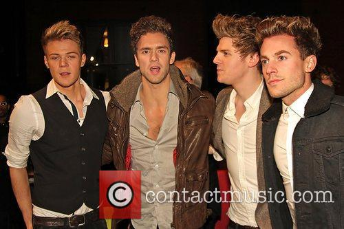 Lawson Liverpool Music Awards, held at Central Hall...