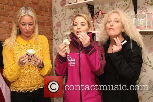 Denise Van Outen and Lydia 7