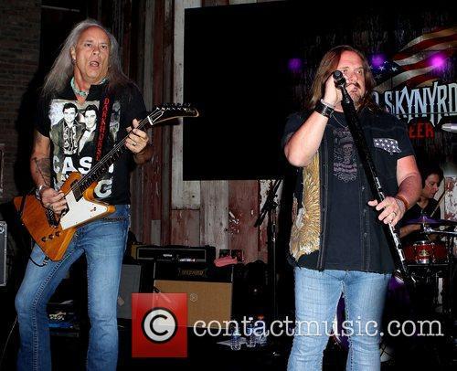Van Zant and Lynyrd Skynyrd 7