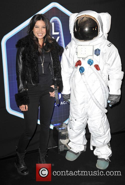 Celebrities attend the Lynx Space Academy Launch