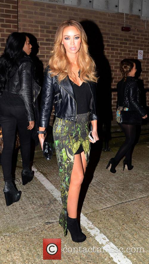 lauren pope celebrities attend the lynx space 20052239