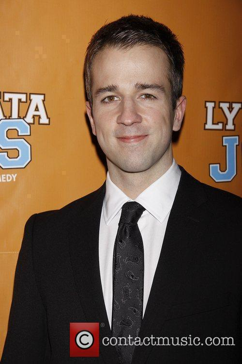 Curtis Holbrook  Broadway opening night of 'Lysistrata...