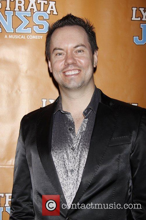 Dan Knechtges  Broadway opening night of 'Lysistrata...