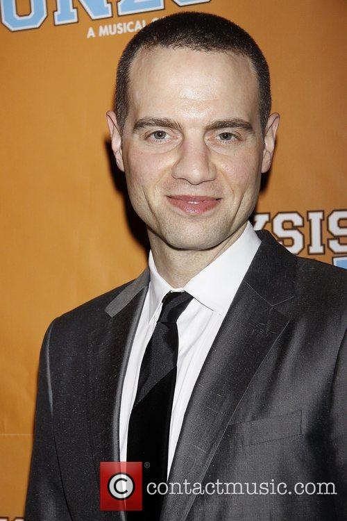 Jordan Roth  Broadway opening night of 'Lysistrata...
