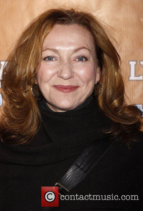 Julie White  Broadway opening night of 'Lysistrata...