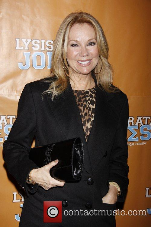 Kathie Lee Gifford  Broadway opening night of...