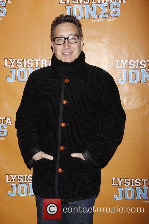 Moises Kaufman  Broadway opening night of 'Lysistrata...