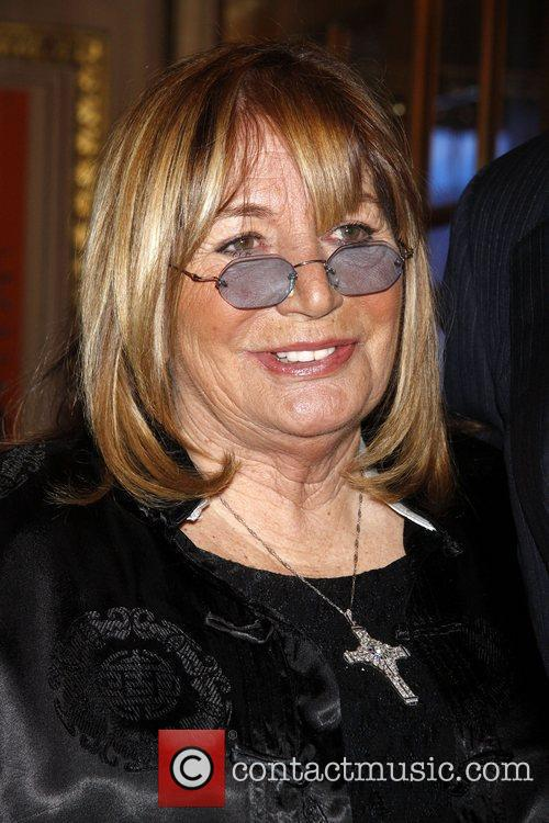 Penny Marshall  Broadway opening night of 'Lysistrata...