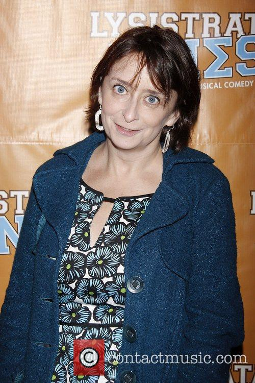 Rachel Dratch  Broadway opening night of 'Lysistrata...