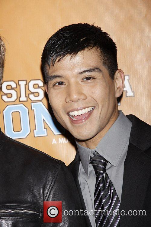 Telly Leung  Broadway opening night of 'Lysistrata...