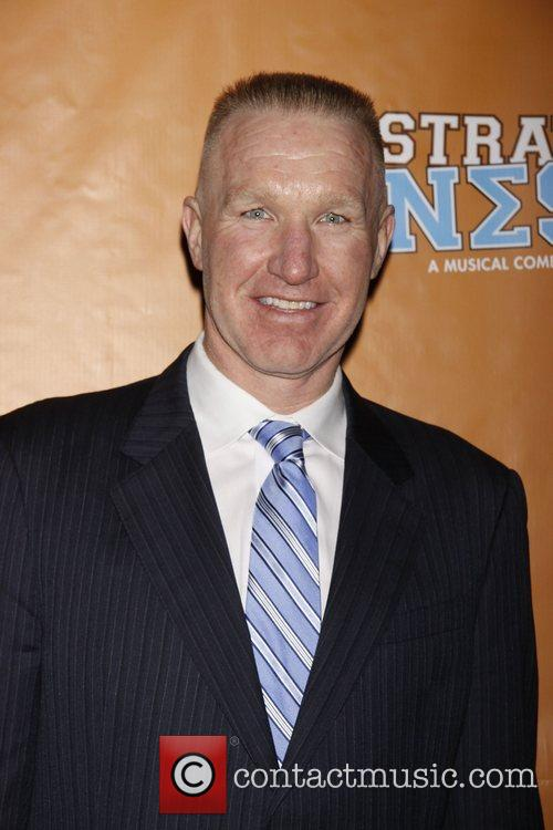 Chris Mullin  Broadway opening night after party...