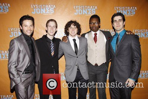Jason Tam, Alex Wyse, Teddy Toye, Ato Blankson-Wood...