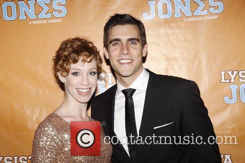 Lindsay Nicole Chambers and Josh Segarra  Broadway...