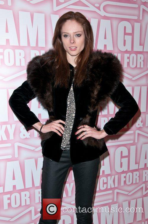 Coco Rocha  Mac Viva Glam Party at...