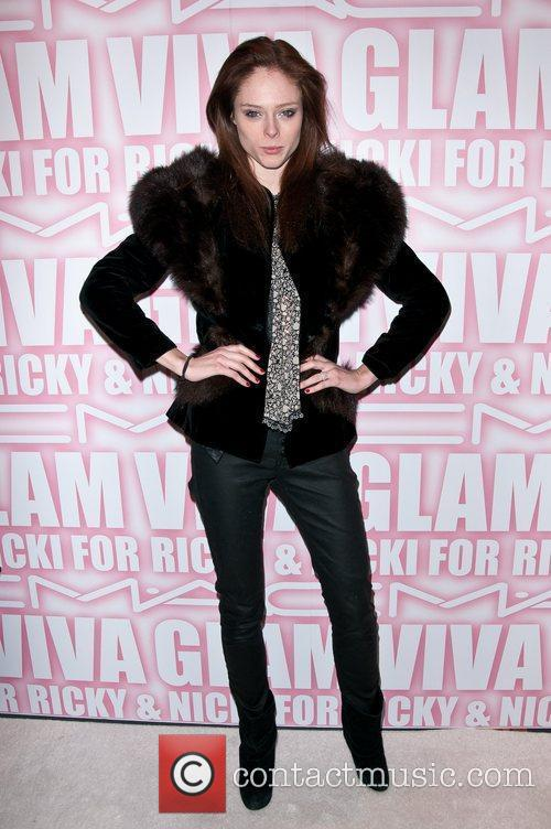 Coco Rocha and Viva Glam Party 1