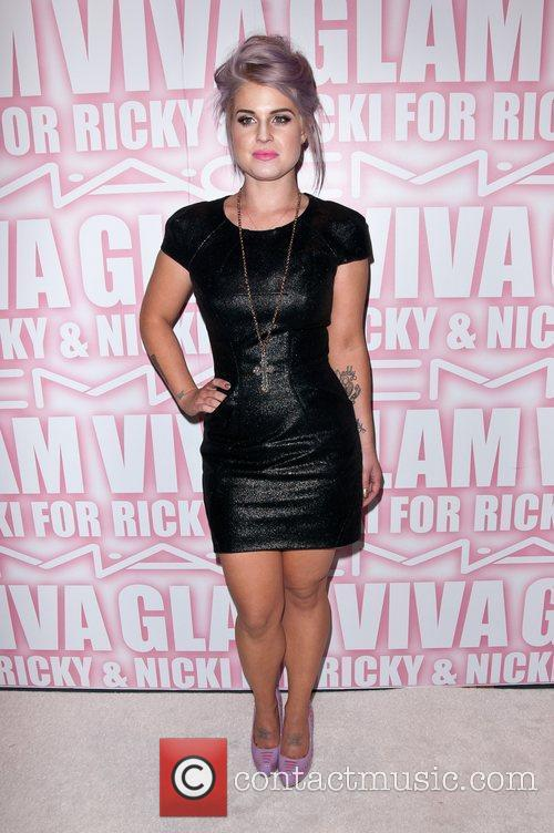 Kelly Osbourne and Viva Glam Party 2