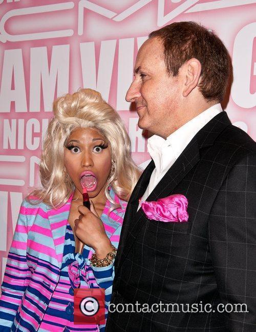 Nicki Minaj, John Demsey and Viva Glam Party 3