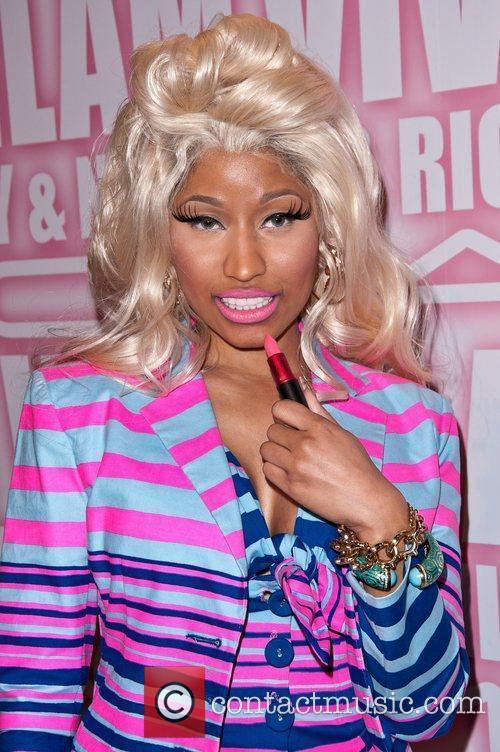 Nicki Minaj and Viva Glam Party 6