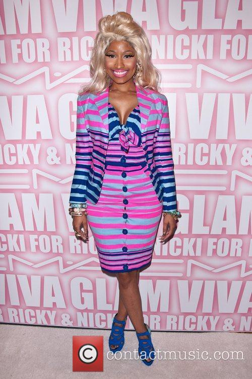 Nicki Minaj and Viva Glam Party 8
