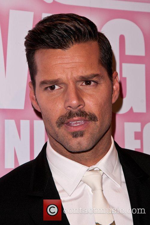 Ricky Martin and Viva Glam Party 3