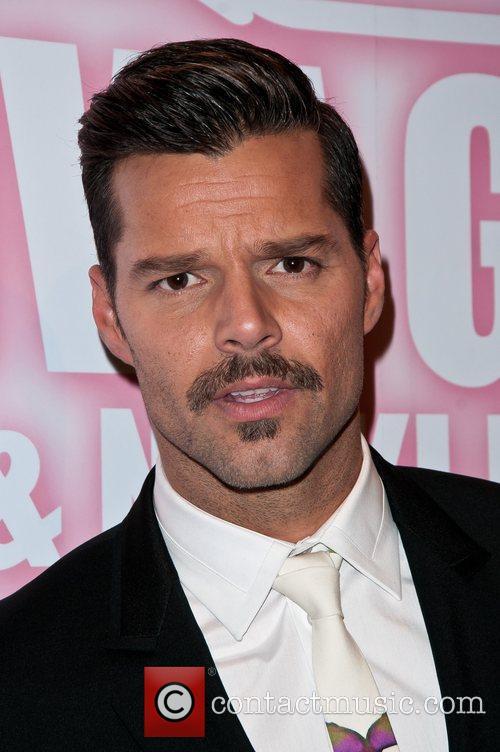 Ricky Martin and Viva Glam Party 4
