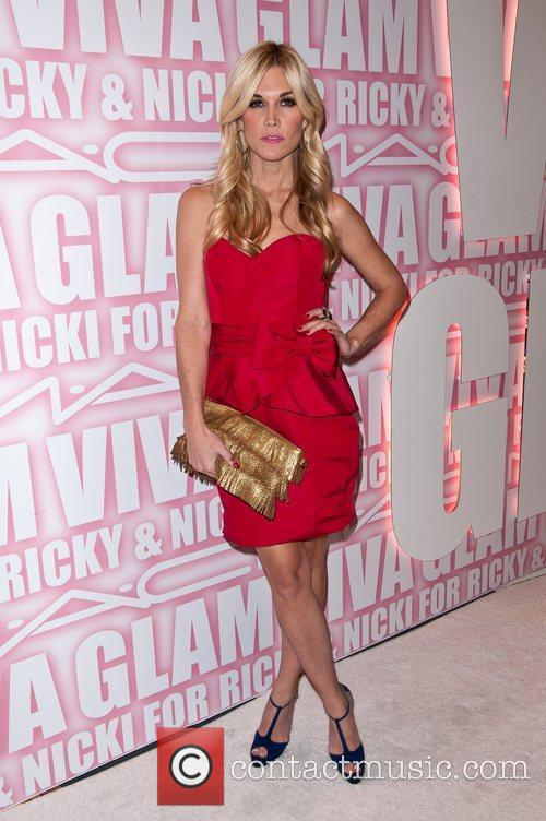 Tinsley Mortimer and Viva Glam Party 2