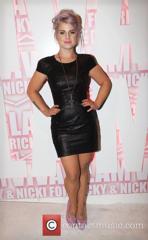 Kelly Osbourne and Viva Glam Party
