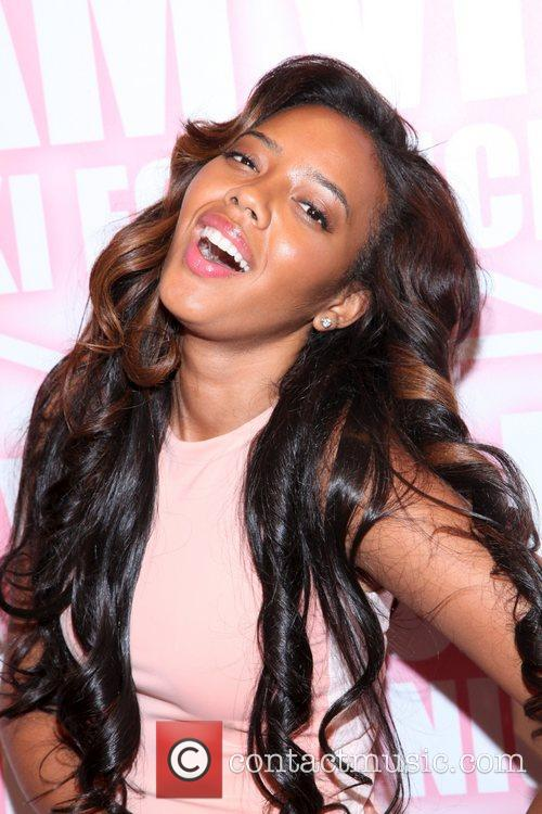 Angela Simmons and Viva Glam Party 3