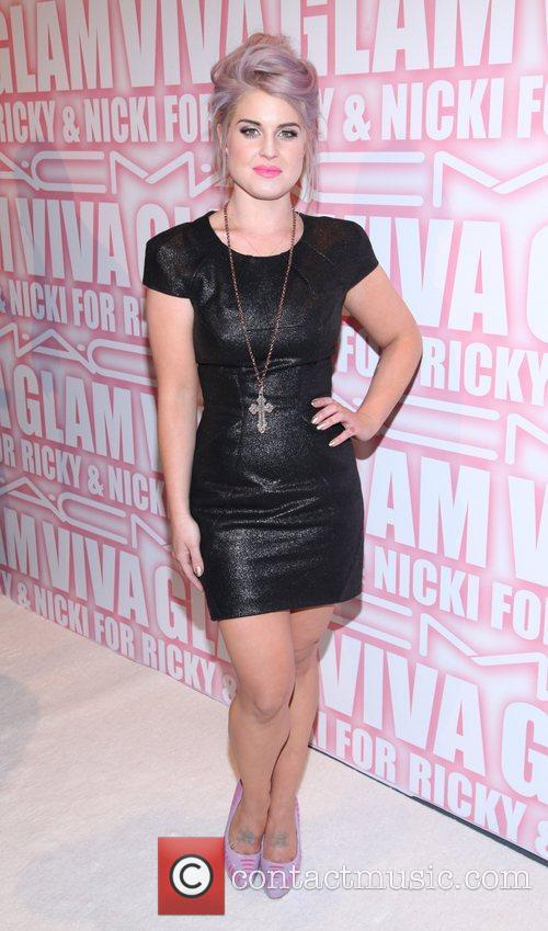 Kelly Osbourne and Viva Glam Party 7