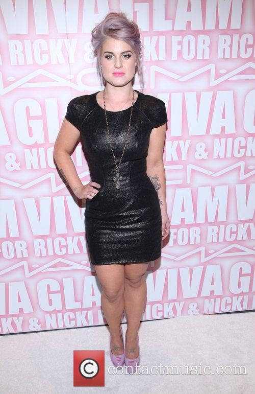 Kelly Osbourne and Viva Glam Party 8