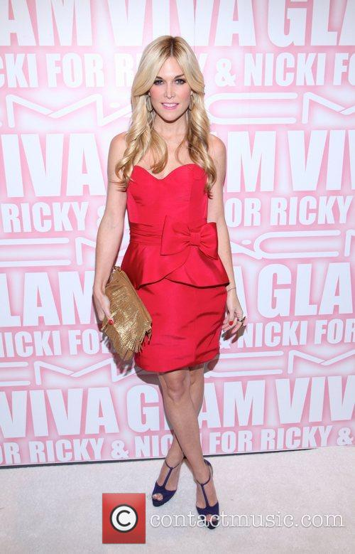 Tinsley Mortimer and Viva Glam Party 6