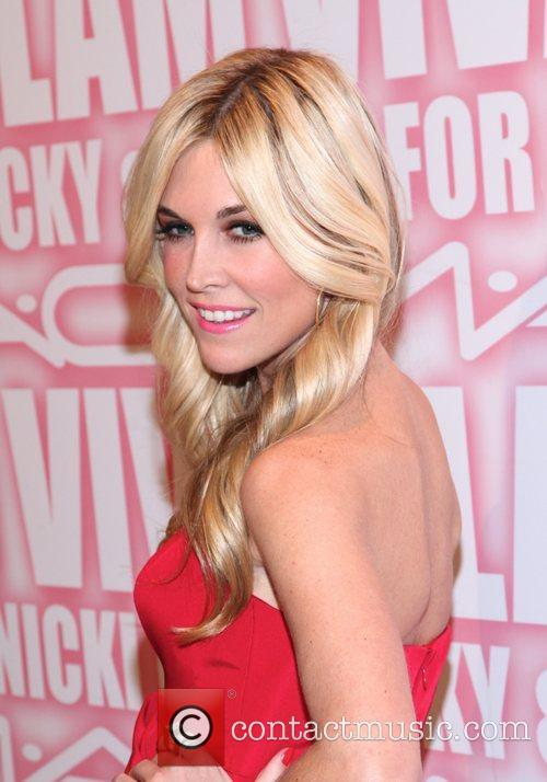 Tinsley Mortimer and Viva Glam Party 7
