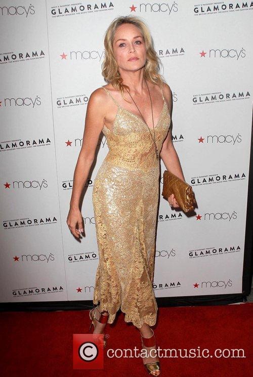 Sharon Stone and Macy's 2