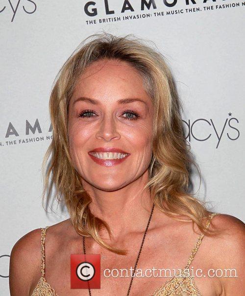 Sharon Stone and Macy's 5