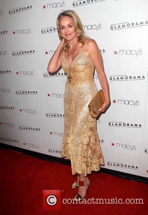 Sharon Stone and Macy's 1