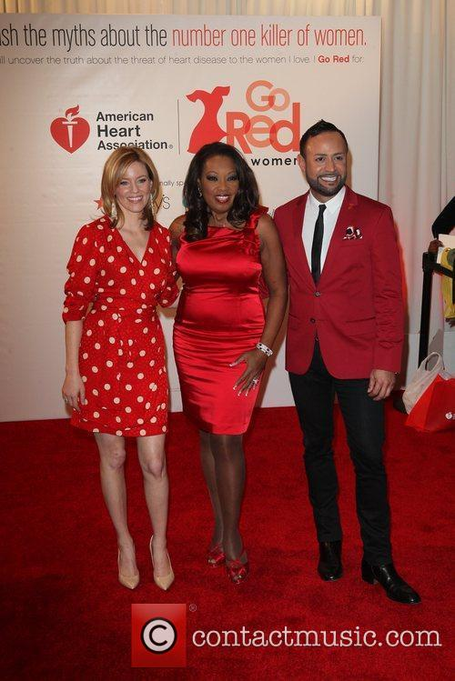 Elizabeth Banks, Nick Verreos, Star Jones Reynolds and Macy's 2