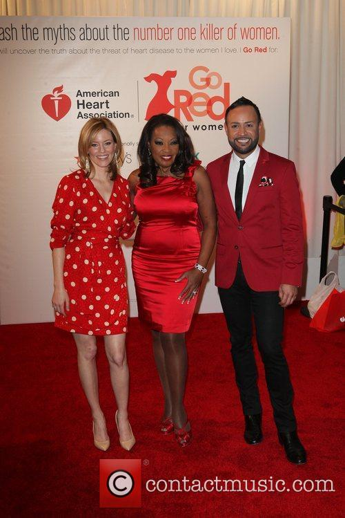 Elizabeth Banks, Nick Verreos, Star Jones Reynolds and Macy's 3
