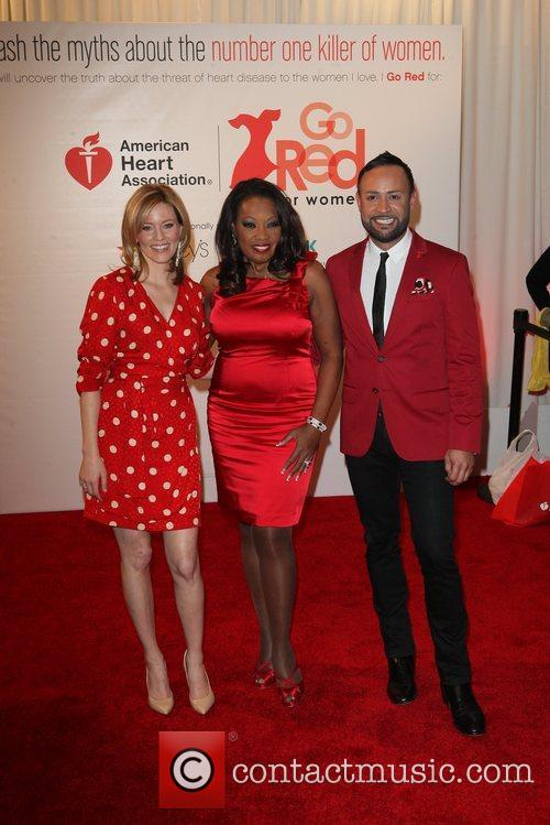 Elizabeth Banks, Nick Verreos, Star Jones Reynolds, Macy's