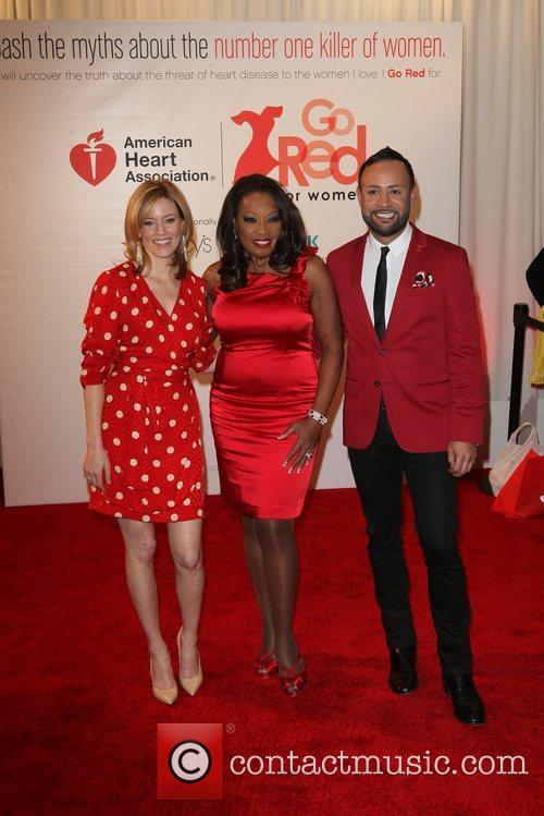 Elizabeth Banks, Nick Verreos, Star Jones Reynolds and Macy's 5