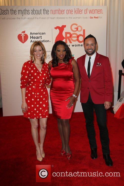 Elizabeth Banks, Nick Verreos, Star Jones Reynolds and Macy's 6