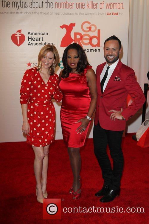 Elizabeth Banks, Nick Verreos, Star Jones Reynolds and Macy's 7