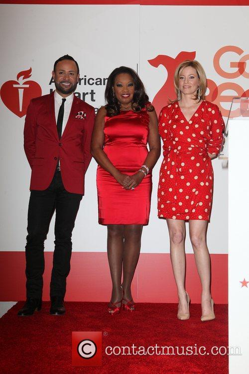 Nick Verreos, Elizabeth Banks, Star Jones Reynolds, Macy's