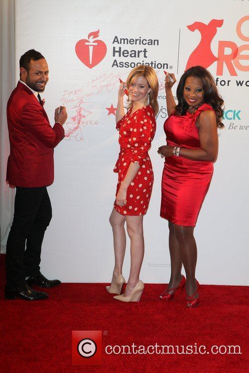Nick Verreos, Elizabeth Banks, Star Jones Reynolds and Macy's 4