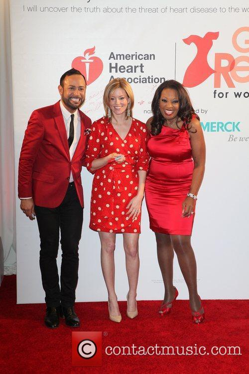 Nick Verreos, Elizabeth Banks, Star Jones Reynolds and Macy's 1