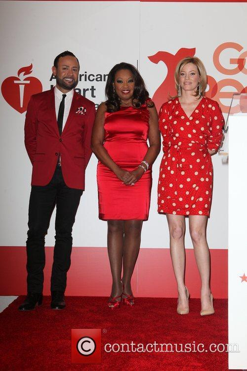 Nick Verreos, Elizabeth Banks, Star Jones Reynolds and Macy's 5