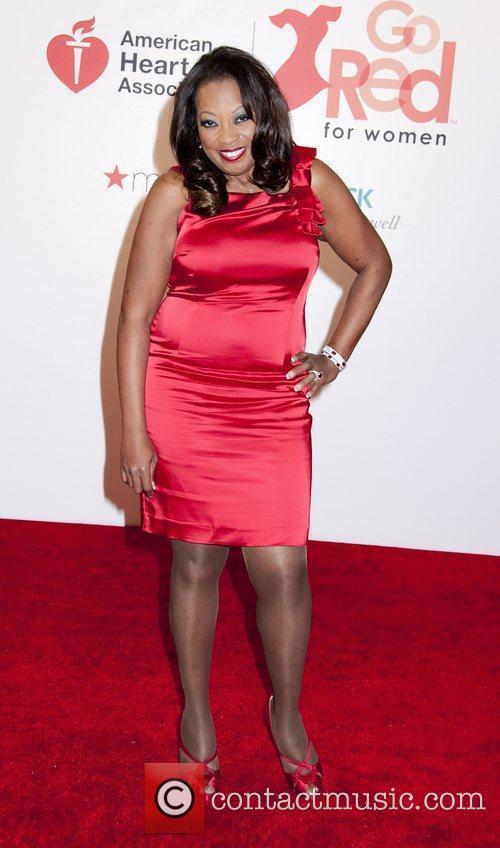 Star Jones AHA's Go Red For Women National...